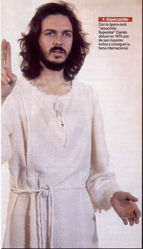 Original Spanish Cast 1975 Jesus Christ Superstar Zone