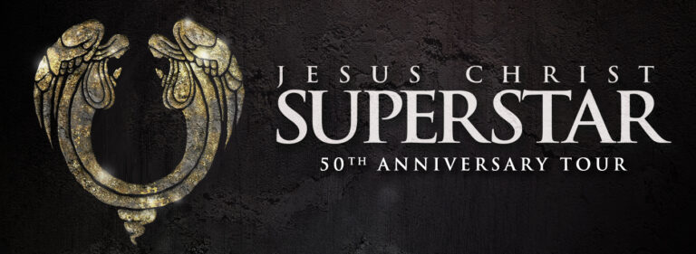 50th anniversary tour logo