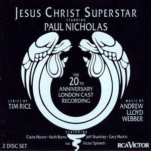 1992 - 20th Anniversary London Cast