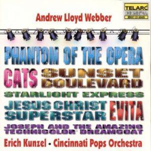 1996 - Cincinnati Pops Orchestra Plays Andrew Lloyd Webber